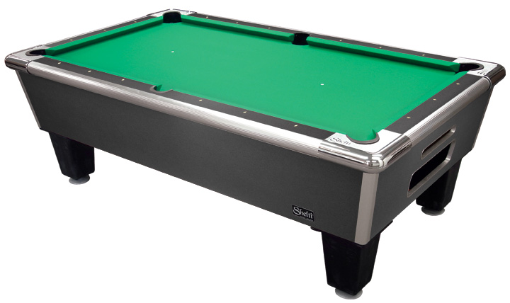 Captivating High Performance From A New Pool Table? With Shelti, You Can Bank On It!
