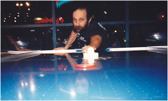 Home Air Hockey Tables, Endorsed by Air Hockey Champions - Gold